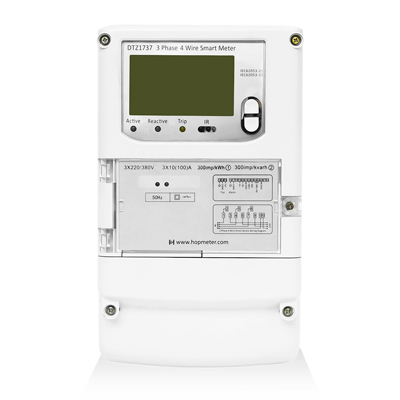 Wall Mounted Three Phase Energy Meter